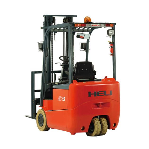 xe nâng điện Heli